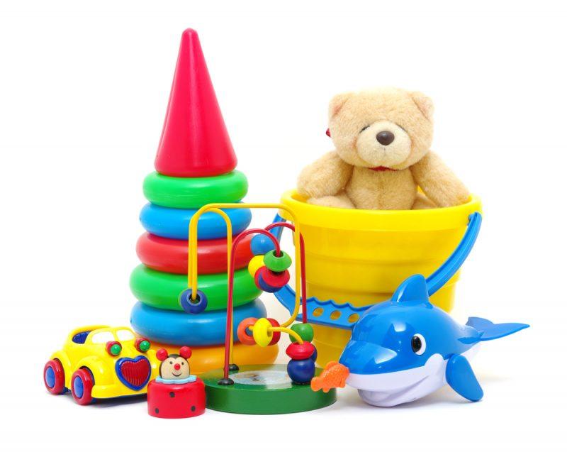 Så slipper du giftiga leksaker till dina barn