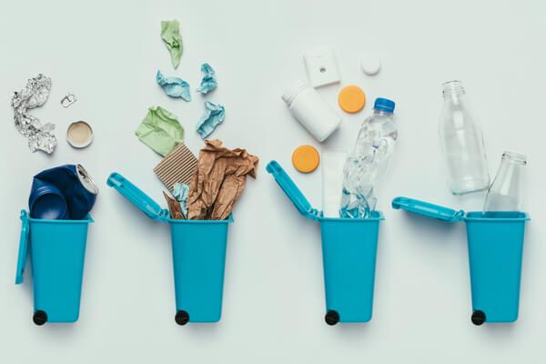 Låt miljön vinna – återvinn!